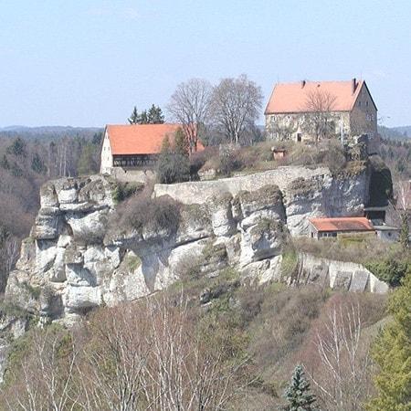Ferienwohnung Burg Pottenstein