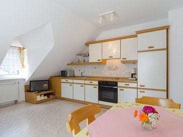 Fewo 2 Wohnküche