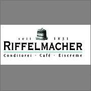 Logo Cafe Riffelmacher , Conditorei-Café-Eiscreme