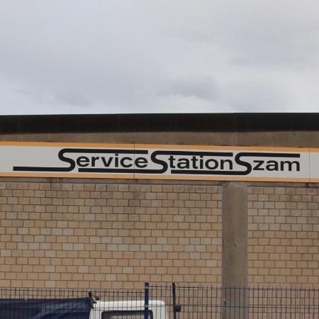 Service Station Szam