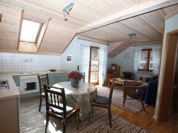 Ferienwohnung Dachgeschoss 2