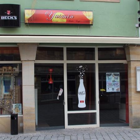 Yasmin Shisha Bar