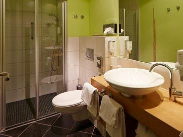 Anspruchsvolle Badezimmer