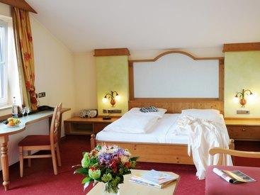 Hotel zur Post in Rohrdorf - Hotelzimmer