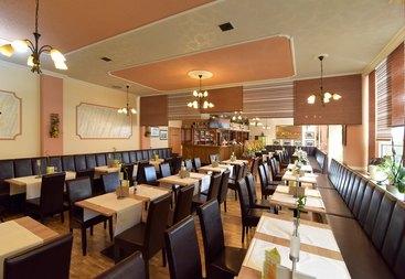 Unser Restaurant im Hotel Schloßberg