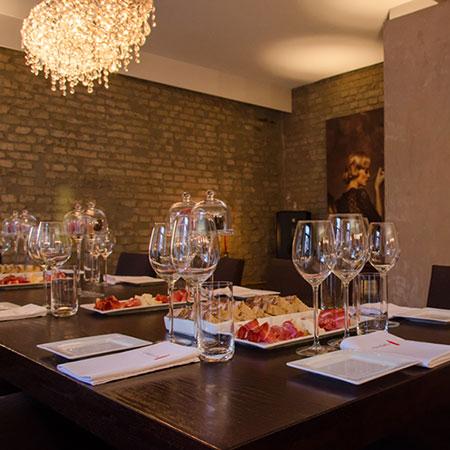 Vinothello Weinseminare, Weinabende, Weinverkostungen, Degustationsmenüs in Nürnberg