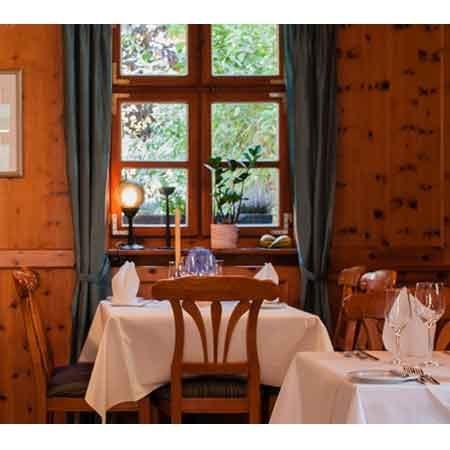 Restaurant und Hotel Zirbelstube