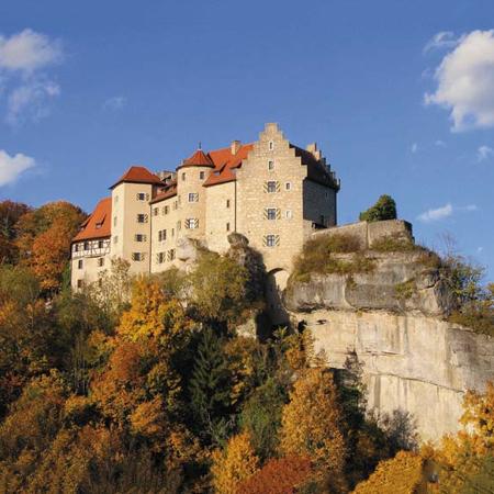 Restaurant & Hotel Burg Rabenstein