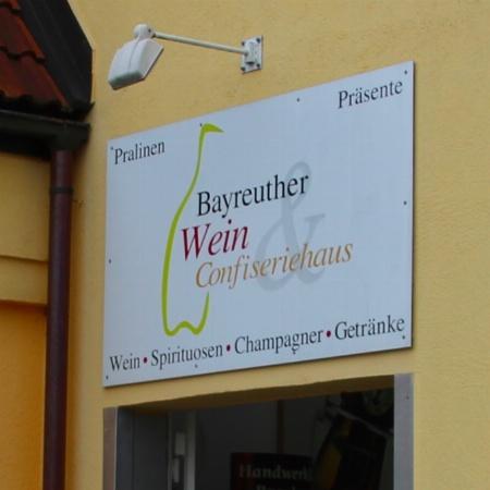 Bayreuther Wein- und Confiseriehaus