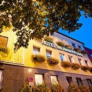 Logo Hotel am Heideloffplatz