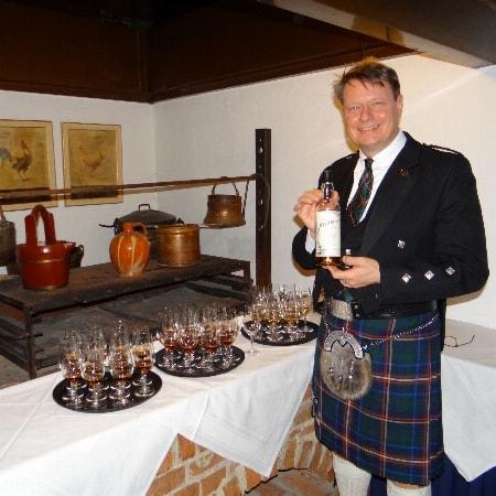 Whisky Dinner - Genüsse aus Schottland