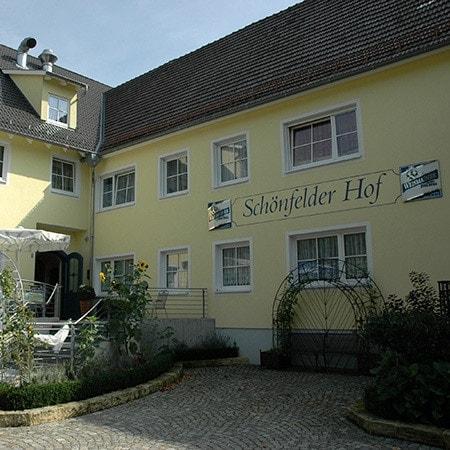 Hotel-Landgasthof Schönfelder Hof