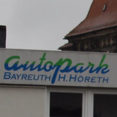 Autopark Bayreuth H.Höreth