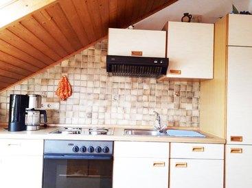 Unsere gut ausgestattete Küchenzeile