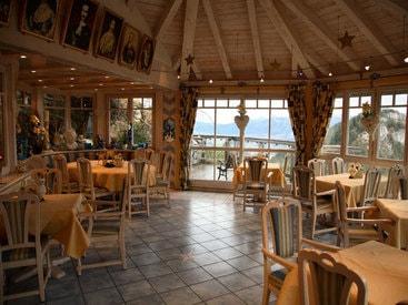 Kulinarium im Burghotel auf dem Falkenstein