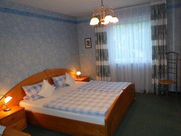 Schlafzimmer der Fewo 1