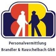 Logo Personalvermittlung Brandler & Rauschelbach GbR