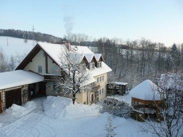 Ferienwohnung Bad Berneck: Spatzennest
