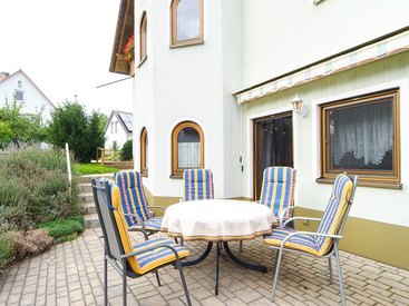 Ferienwohnung 2 Terrasse