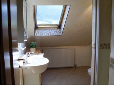 Das renovierte Badezimmer