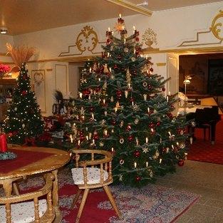 Weihnachten im Hotel Kaiseralm