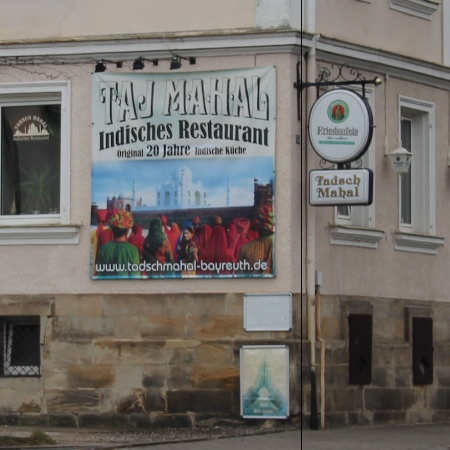 Tadsch Mahal Restaurant
