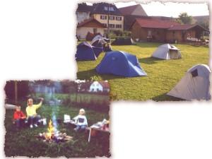 Camping & Zelten