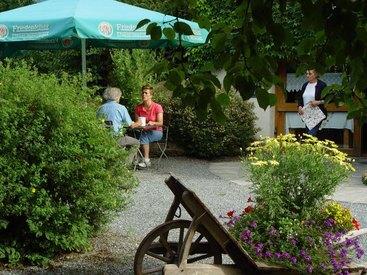 Grandlhof Höcht - Ferienwohnungen in Krummennaab im Fichtelgebirge