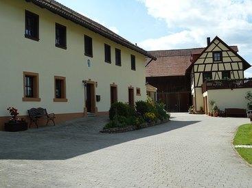 Außenansicht Bernerhof