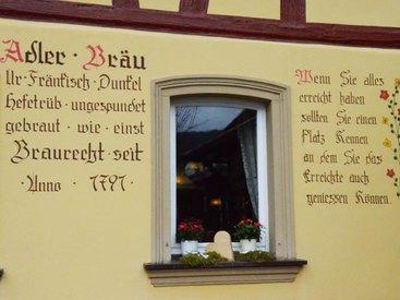 Braurecht Brauereigasthof Schwarzer Adler