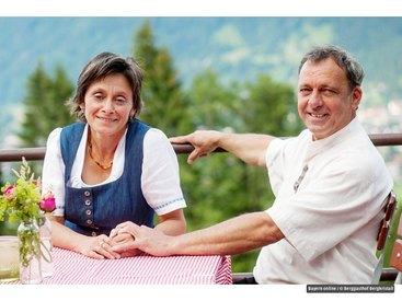 Ihre Gastgeber Klara und Markus Dreher im Berggasthof Bergkristall bei Oberstdorf