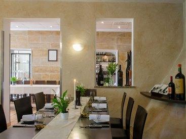 Unser Restaurant ...