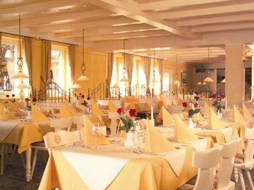 Seeblickrestaurant mit Panoramafenster