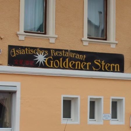 Asiatisches Restaurant Goldener Stern