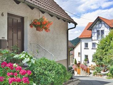 Kommen sie an in ihrer Ferienwohnung in Muggendorf