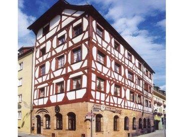 Aussenansicht des Restaurant Albrecht-Dürer-Stube