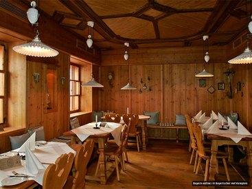 Unser gemütliches Allgäu Stüble bietet Platz für 25 Personen...