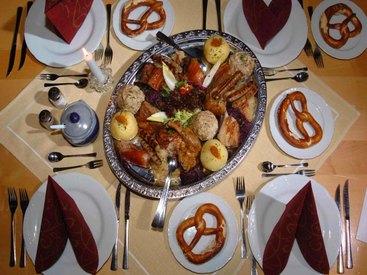 Reise durch die Fränkische Küche