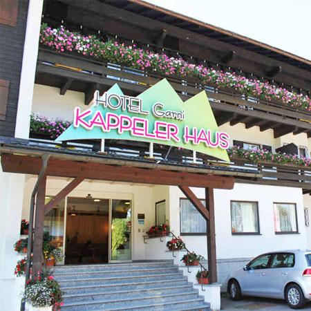 Hotel garni Kappeler-Haus