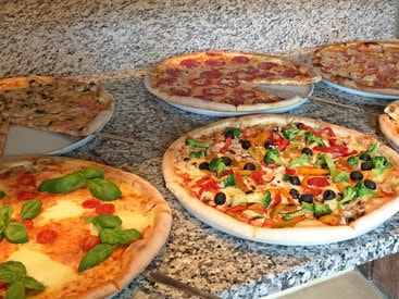 XXL-Pizza