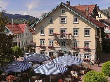 Willkommen im Hotel Adler Oberstaufen