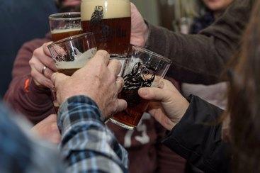 Brauerei Nikl in Pretzfeld - Brauseminar