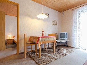 Fewo 1 Wohnzimmer