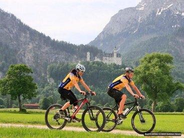 1500 km ausgeschilderte Rad- u. Wanderwege