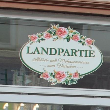 Landpartie-Wohnträume