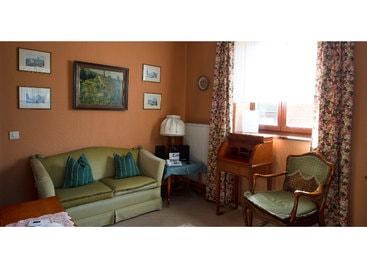 Komfortable Zimmer