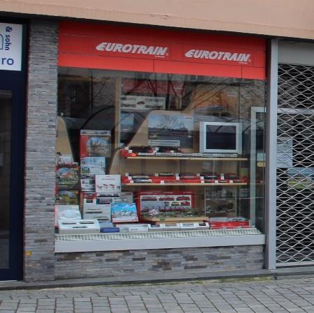 Eurotrain Modellbahn-Shop Hertel