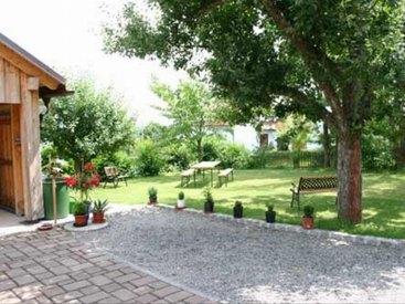 Ferienwohnung Schuster - Garten