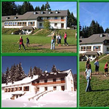 BLSV - Sportcamp Fichtelberg
