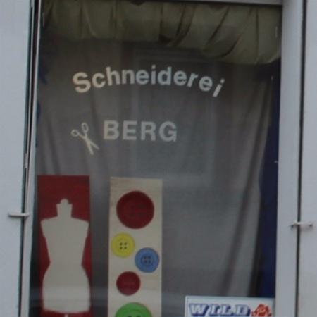 Schneiderei-Berg